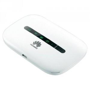 Mobiler Wlan Router von Huawei.
