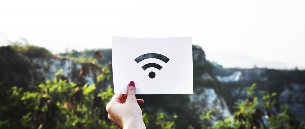 Wlan Router Symbol