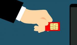 SIM Karte fürs Internet