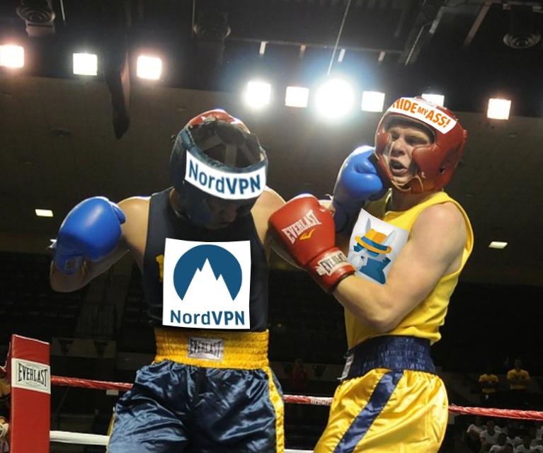 HideMyAss vs NordVPN