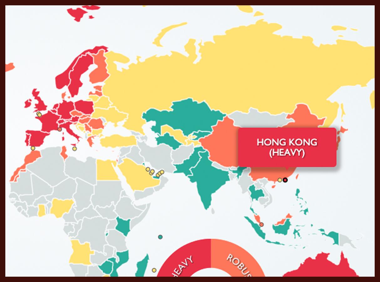 Hong Kong Datenschutz